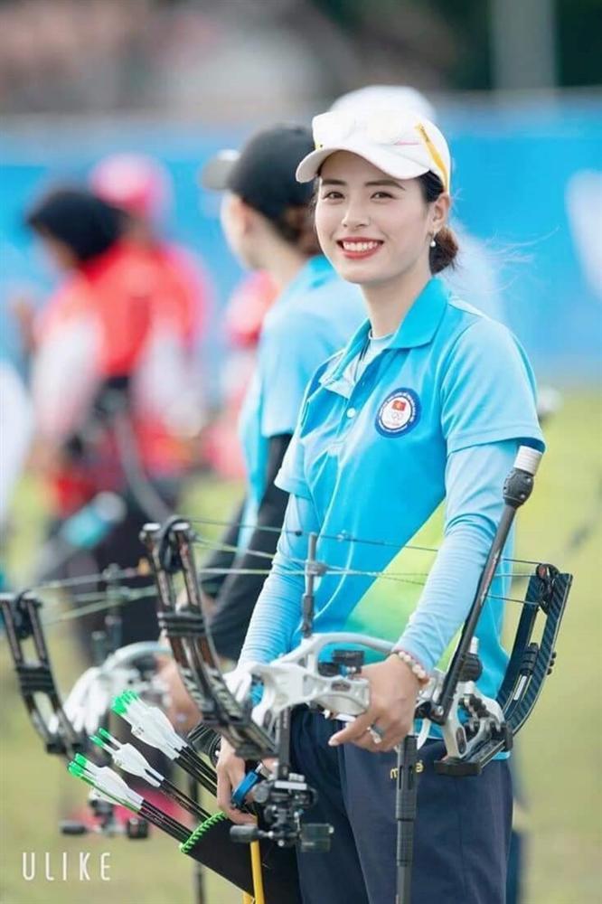 Nữ cung thủ xinh đẹp và tài năng của Việt Nam tại SEA Games 30-6