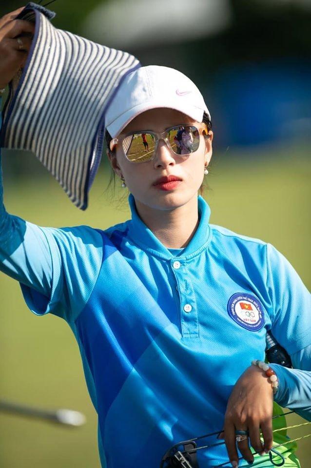 Nữ cung thủ xinh đẹp và tài năng của Việt Nam tại SEA Games 30-7