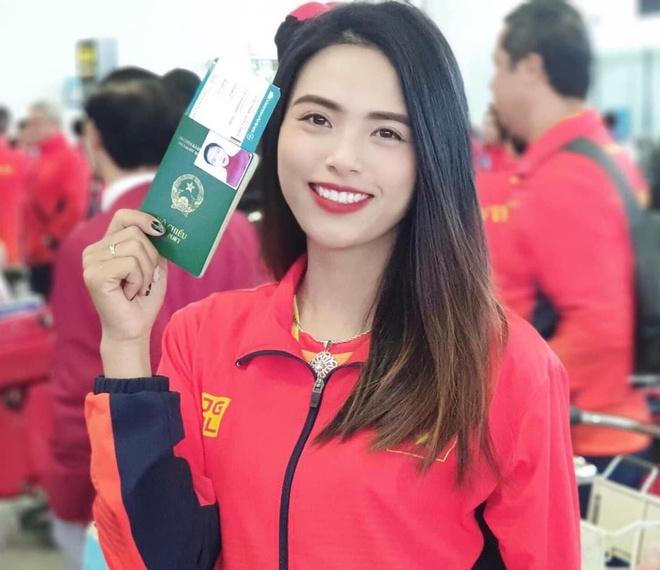 Nữ cung thủ xinh đẹp và tài năng của Việt Nam tại SEA Games 30-8