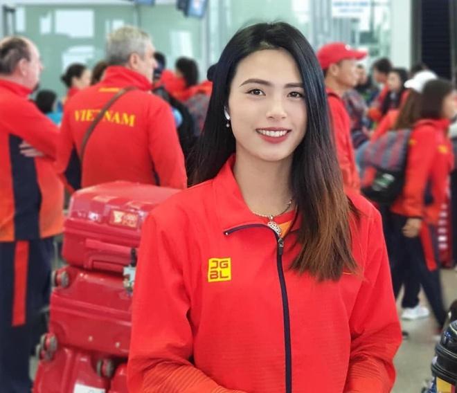 Nữ cung thủ xinh đẹp và tài năng của Việt Nam tại SEA Games 30-9