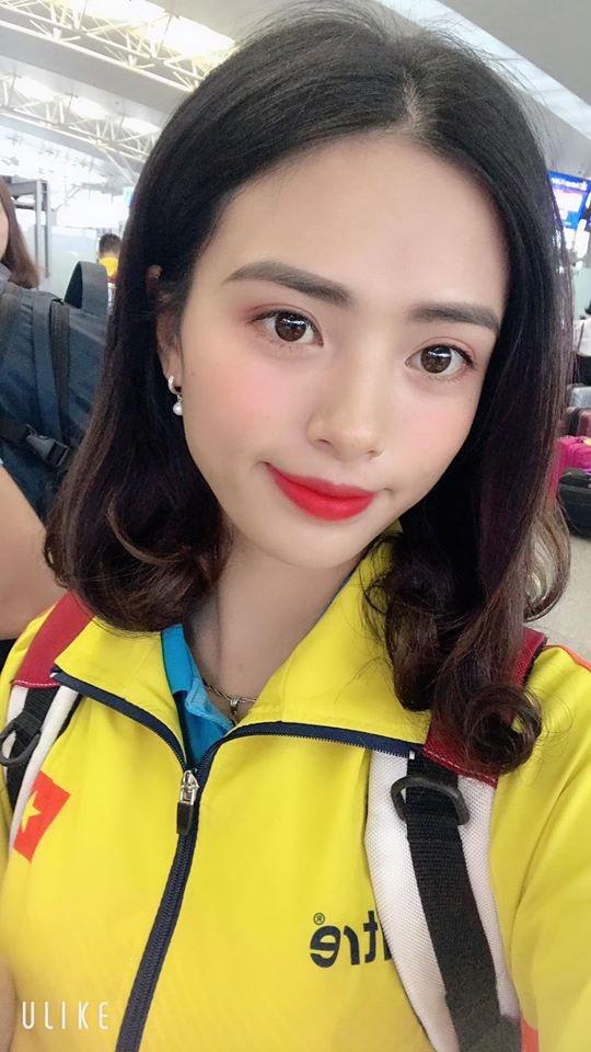 Nữ cung thủ xinh đẹp và tài năng của Việt Nam tại SEA Games 30-11