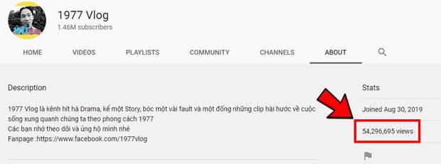 Nghe đồn 1977 Vlog xóa hết video, dân tình nháo nhác ngay trong đêm vì khó hiểu-2