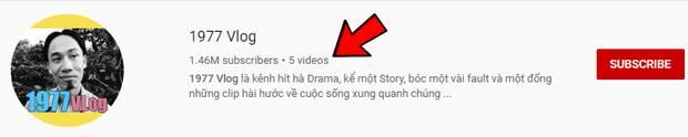 Nghe đồn 1977 Vlog xóa hết video, dân tình nháo nhác ngay trong đêm vì khó hiểu-3