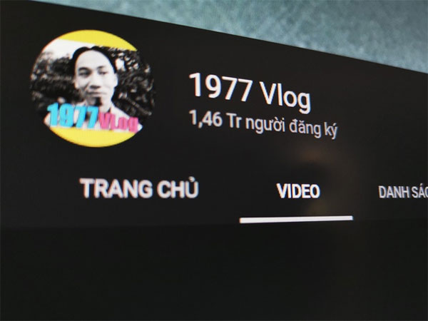 YouTube lỗi khiến 1977 Vlog mất toàn bộ video?-1