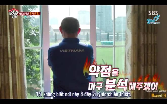 Gameshow thực tế Hàn sang Việt Nam ghi hình, hé lộ nơi ở và điều cực đặc biệt của HLV Park Hang Seo-8