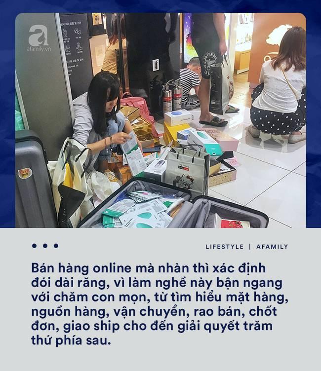 Bán hàng online và muôn nẻo tâm tư thầm kín giờ mới dám kể của hội bỉm sữa liều mình đi buôn-3