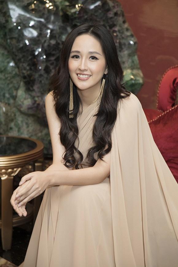 Hoa hậu Mai Phương Thuý thanh lịch, kín đáo nhưng vẫn vô cùng cuốn hút-5