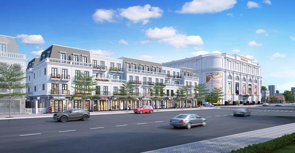 Ra mắt tổ hợp nhà phố thương mại đẳng cấp đầu tiên ở Mỹ Tho-1