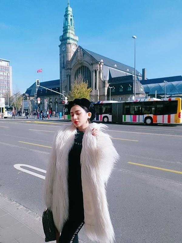 5 năm sau cuộc hôn nhân chóng vánh, vợ cũ Hồ Quang Hiếu ngày càng xinh đẹp, vi vu du lịch khắp nơi-6