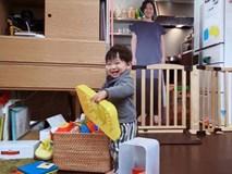 Con trai quấy khóc vì mẹ vắng nhà, ông bố lập tức