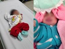 Bé gái Kon Tum nghi bị mẹ bỏ xuống hố phân sâu suy hô hấp, dạ dày còn máu và kiến cắn nhiều