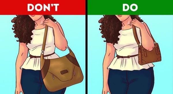 Vóc dáng thế nào chọn túi xách thế ấy thì mới chuẩn bài giúp style của bạn lên hương-5