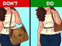 Vóc dáng thế nào chọn túi xách thế ấy thì mới