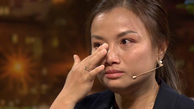 Quỳnh Trần JP khóc đến mức đôi mắt mờ đi, ám ảnh nỗi đau mất con khi vừa mới sinh xong-7