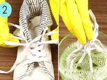Cách bảo quản giày trắng luôn mới tinh tươm, bạn đã biết chưa?