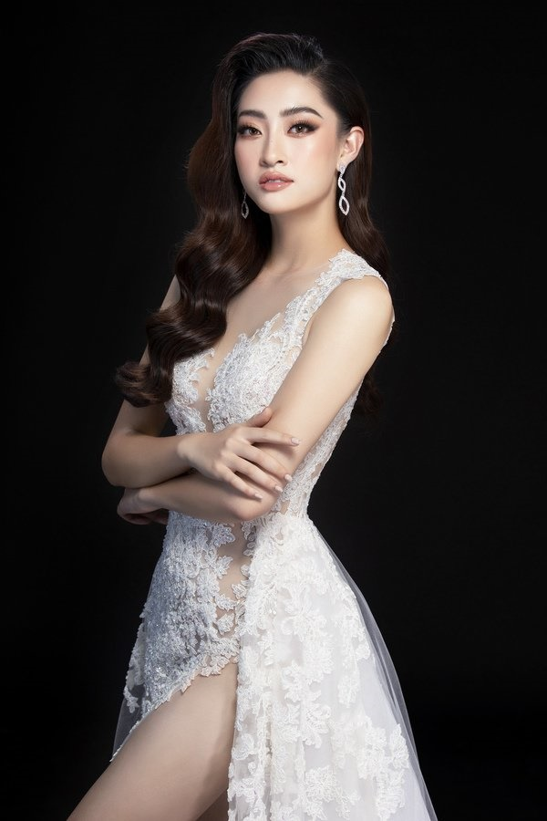 Hé lộ trang phục dạ hội chung kết MW2019 củaLương Thuỳ Linh-1