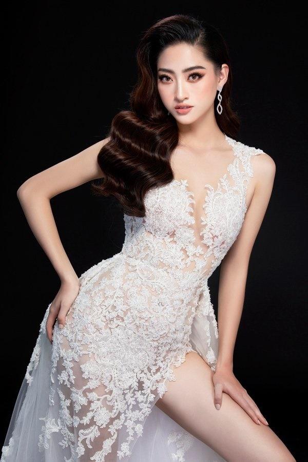 Hé lộ trang phục dạ hội chung kết MW2019 củaLương Thuỳ Linh-3