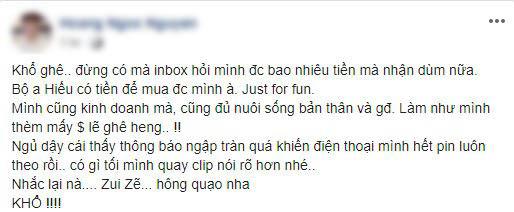 Bị nghi được mua chuộc để tẩy trắng cho Hồ Quang Hiếu, người đàn ông vừa tự nhận là nam chính trong scandal cưỡng dâm lên tiếng-2