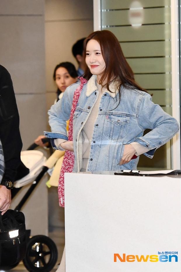 Nữ thần Yoona khoe sắc tại sân bay: Ăn mặc đơn giản mà sao xinh quá đỗi, ảnh fan chụp thôi mà đẹp tựa cảnh phim-6