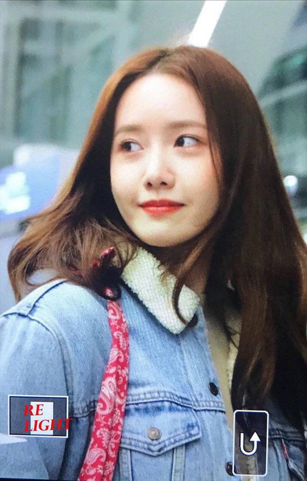 Nữ thần Yoona khoe sắc tại sân bay: Ăn mặc đơn giản mà sao xinh quá đỗi, ảnh fan chụp thôi mà đẹp tựa cảnh phim-10