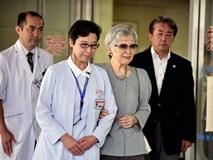 Hoàng gia Nhật thông báo: Cựu Hoàng hậu Michiko nhiều lần nôn ra máu và sụt cân nghiêm trọng khiến dư luận hoang mang, lo lắng