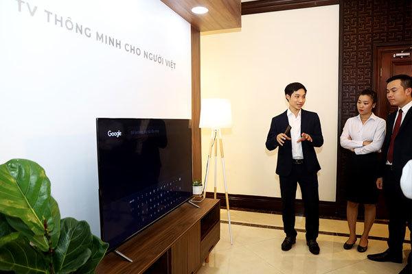 VinSmart ra mắt 5 mẫu TV thông minh đầu tiên-6