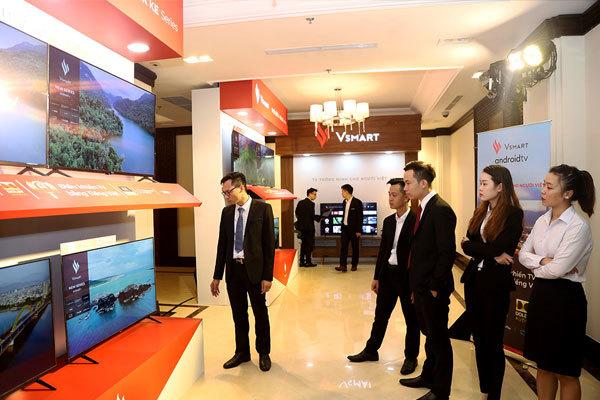 VinSmart ra mắt 5 mẫu TV thông minh đầu tiên-7
