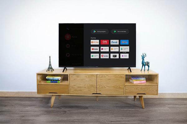 VinSmart ra mắt 5 mẫu TV thông minh đầu tiên-1