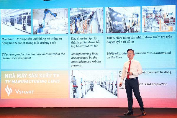 VinSmart ra mắt 5 mẫu TV thông minh đầu tiên-3