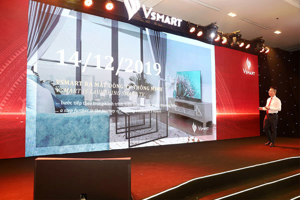 VinSmart ra mắt 5 mẫu TV thông minh đầu tiên-4