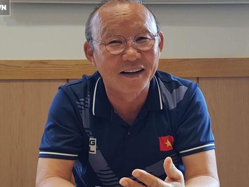 HLV Park Hang-seo: Tôi không tham lam, tôi không thèm muốn chiếc ghế HLV tuyển Hàn Quốc