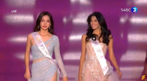 Jamaica đăng quang Hoa hậu Thế giới, Lương Thùy Linh dừng ở top 12-9