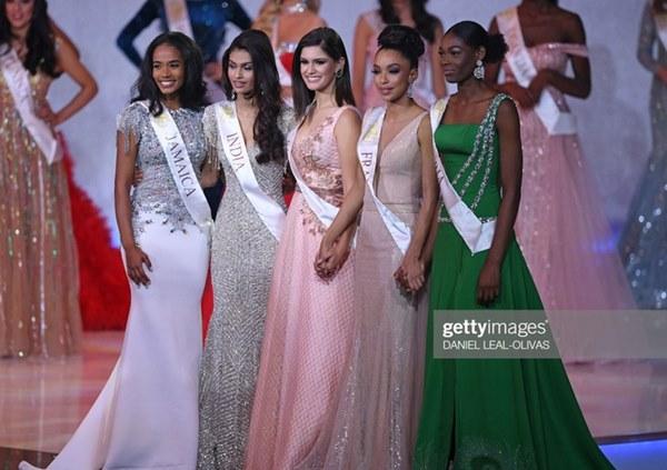 Jamaica đăng quang Hoa hậu Thế giới, Lương Thùy Linh dừng ở top 12-1