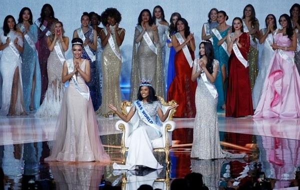 Jamaica đăng quang Hoa hậu Thế giới, Lương Thùy Linh dừng ở top 12-2