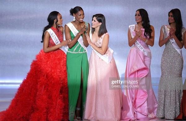 Jamaica đăng quang Hoa hậu Thế giới, Lương Thùy Linh dừng ở top 12-5