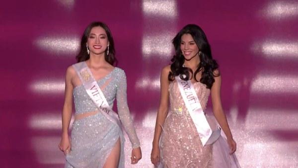 Màn ứng xử tiếng Anh quá đỉnh của Lương Thùy Linh tại Miss World 2019: Thần thái tự tin, gửi gắm đầy ắp niềm tự hào dân tộc!-3