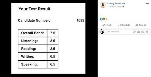 Bắn tiếng Anh đã là gì, nhìn bảng thành tích siêu khủng của Hoa hậu Lương Thùy Linh mà choáng-2