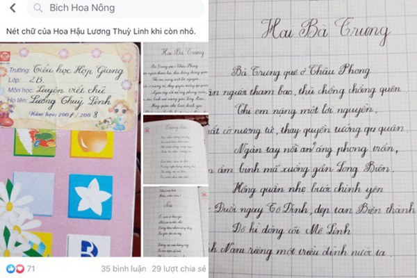 Bắn tiếng Anh đã là gì, nhìn bảng thành tích siêu khủng của Hoa hậu Lương Thùy Linh mà choáng-14