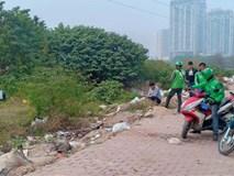 Hà Nội: Người dân bàng hoàng phát hiện thi thể thai nhi trong túi ni lông ở bãi rác