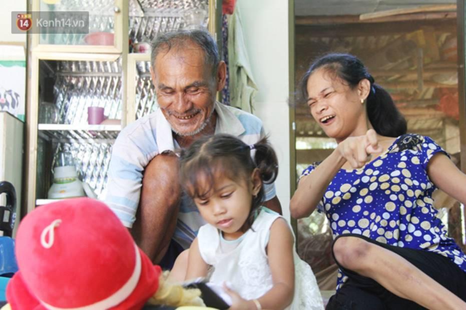 Cuộc sống đổi thay của người mẹ điên từng bị hiếp dâm đến sinh con ở Trà Vinh: Căn nhà nhỏ đã tràn ngập tiếng cười-4