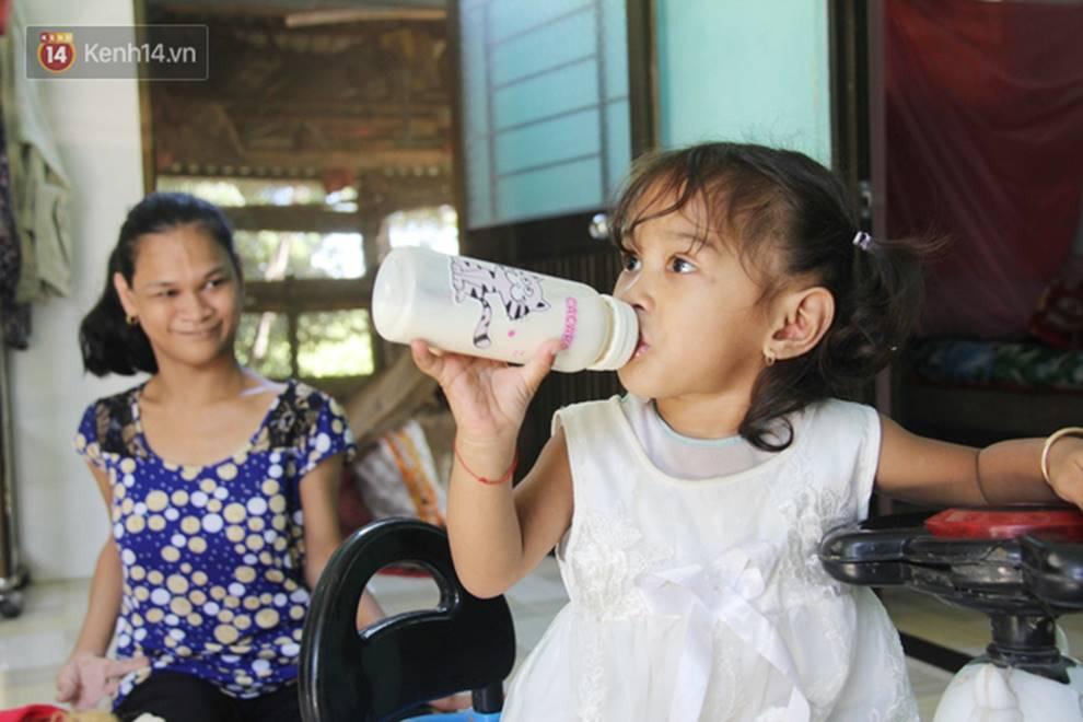 Cuộc sống đổi thay của người mẹ điên từng bị hiếp dâm đến sinh con ở Trà Vinh: Căn nhà nhỏ đã tràn ngập tiếng cười-13