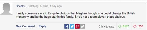 Meghan Markle bất ngờ bị cáo buộc biến gia đình nhà chồng thành chương trình truyền hình cá nhân, Hoàng tử Harry là kẻ ngốc-3