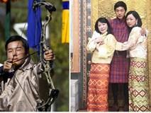 Hóa ra Bhutan lại có Hoàng tử