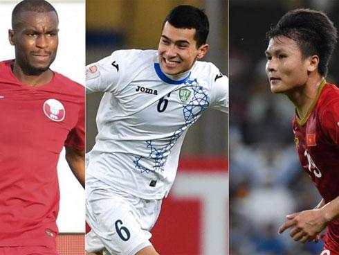 AFC chọn cầu vồng trong tuyết của Quang Hải vào top 8 bàn thắng mang tính biểu tượng