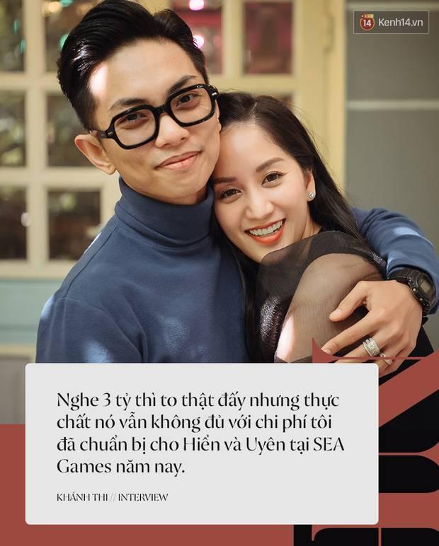 Khánh Thi - Phan Hiển kể lại chặng đường giành HCV SEA Games 30, lần đầu tiết lộ về hôn lễ: Cô ấy sẽ mặc váy cưới sớm thôi-8