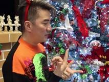 Choáng ngợp sắc màu Noel trong biệt thự 60 tỷ của Đàm Vĩnh Hưng