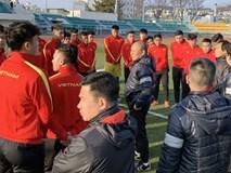 Vì sao U23 Việt Nam tập huấn tại nơi giá lạnh trước VCK U23 châu Á?