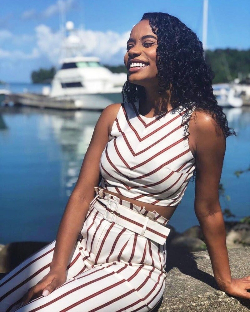 Vẻ đẹp quyến rũ hút mắt của người đẹp Jamaica vừa đăng quang Miss World 2019-9