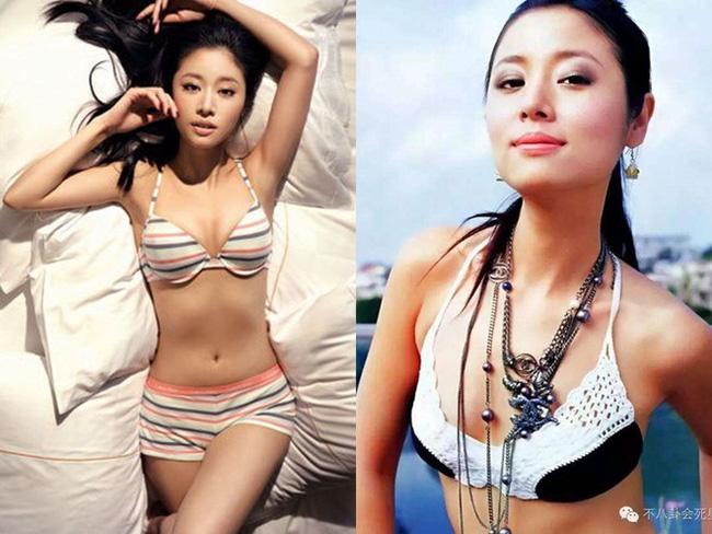 Lộ chùm ảnh bikini năm 17 tuổi của Lâm Tâm Như, sốc nhất vẫn là hình trong bữa tiệc sinh nhật người lớn-1