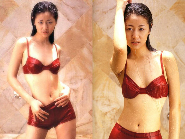 Lộ chùm ảnh bikini năm 17 tuổi của Lâm Tâm Như, sốc nhất vẫn là hình trong bữa tiệc sinh nhật người lớn-2